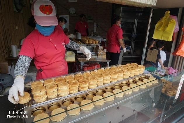 萬丹采風社紅豆餅2.JPG