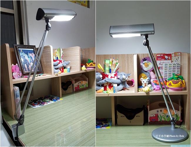喜萬年第二代LED小小冰極光護眼檯燈26