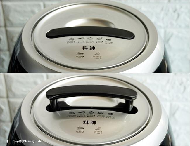 科帥 觸控式螢幕無油空氣炸鍋AF708 大容量8L5.jpg