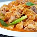 韓式泡菜洋蔥雞11.JPG