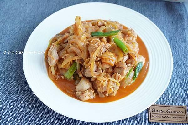 韓式泡菜洋蔥雞10.JPG