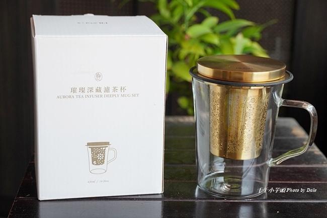 宜龍Eilong璀璨濾茶杯極美的精密濾孔2.JPG