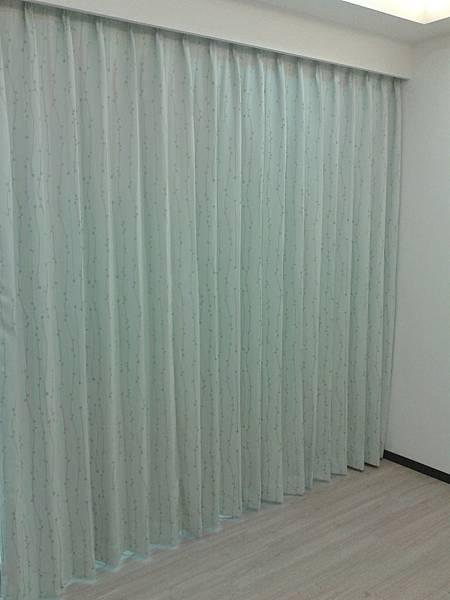 兒童休憩室-窗簾-窗紗