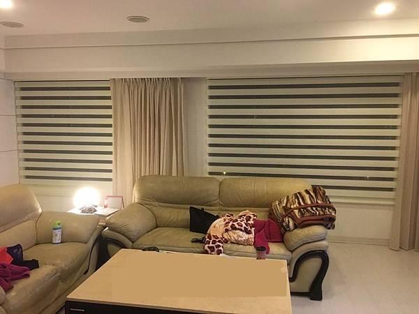 桃園市姜公館-窗簾