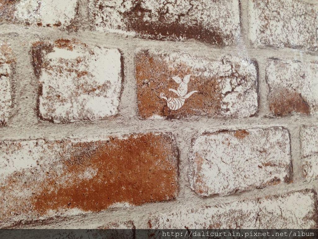 壁紙施工作品-日本進口壁紙米奇系列