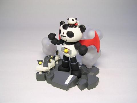 panda-z場景組第一彈