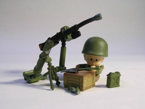 丁小雨軍事盒玩