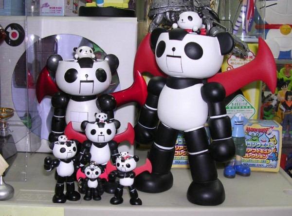大小PandaZ家族