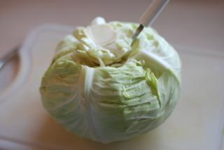 歐式 清燉培根甘藍菜