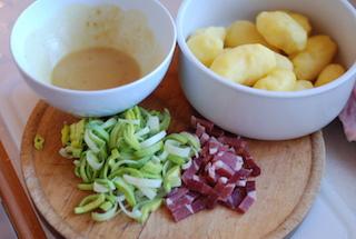 培根甜蔥馬鈴薯沙拉