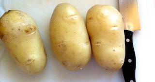 美式馬鈴薯楔塊 /wedges potato