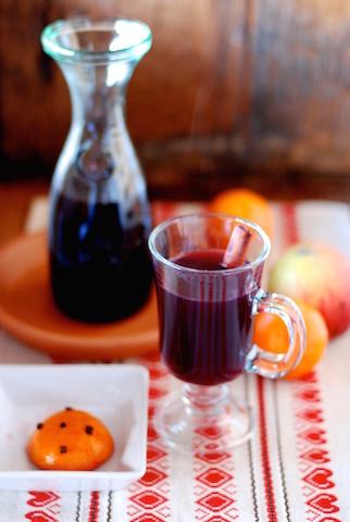 Gluehwein 聖誕紅酒