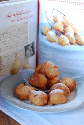 馬鈴薯油炸糕點 Kartoffelnkuchen