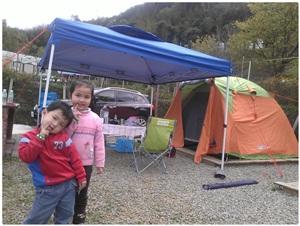 紅薔薇露營