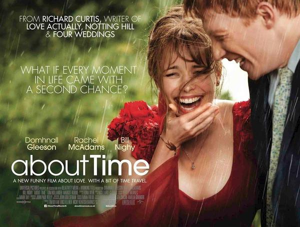 真愛每一天 About Time:每天都是時光旅程
