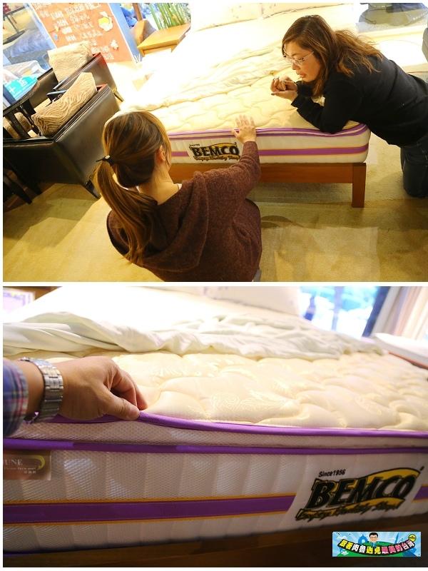 支撐力佳床墊