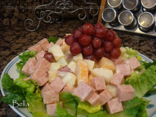 廣式雜果沙拉