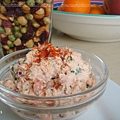 烤鮭魚沙拉