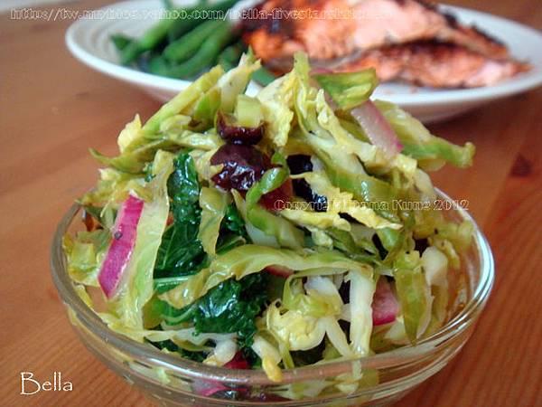 甘蘭菜沙拉