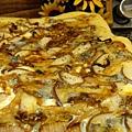 西洋梨起司披薩
