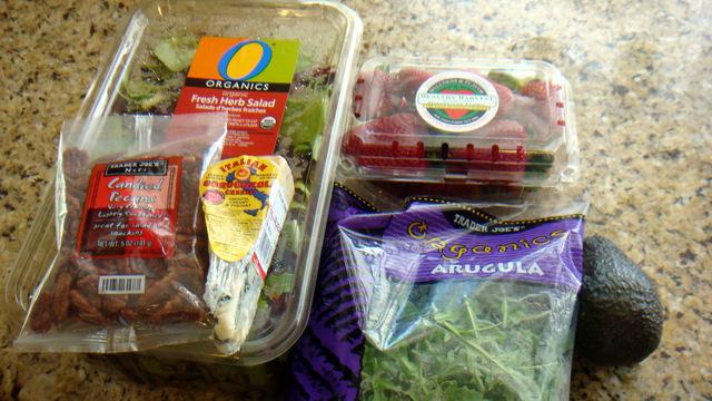 仲夏草莓沙拉