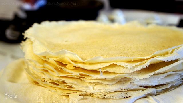 台式潤餅皮