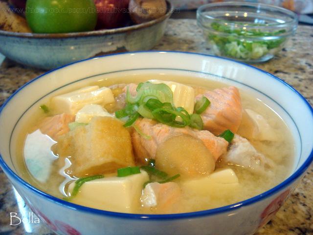 海鮮味增湯