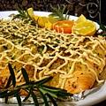西南醬烤鮭魚