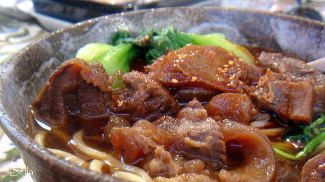 辣味紅燒牛肉麵