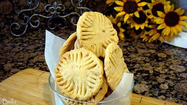 花生醬核桃餅乾