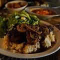 五星級蘑菇醬黑胡椒牛排