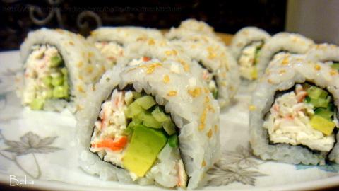 加洲捲壽司