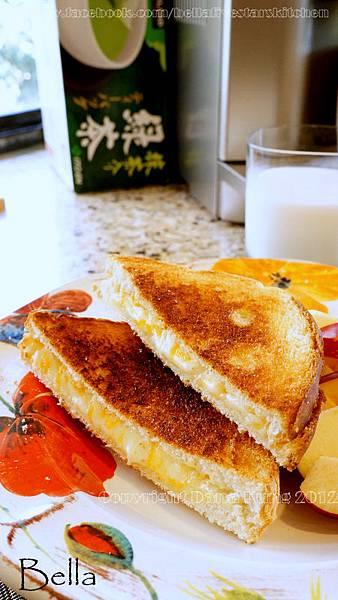 烤起司三明治