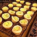 金黃玉米蛋派