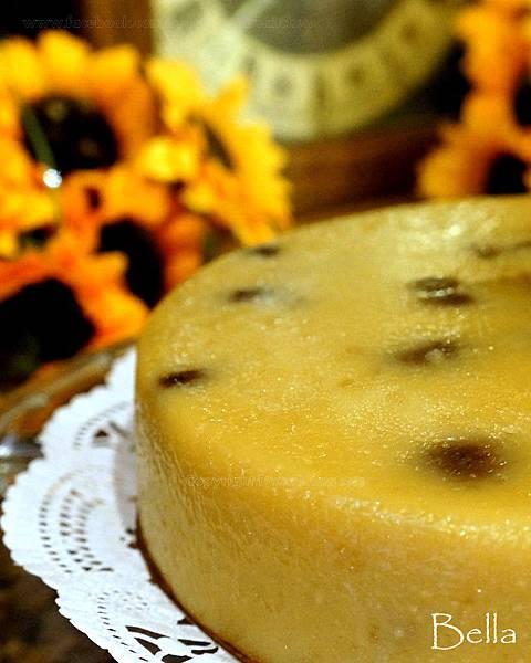 甘栗椰奶年糕