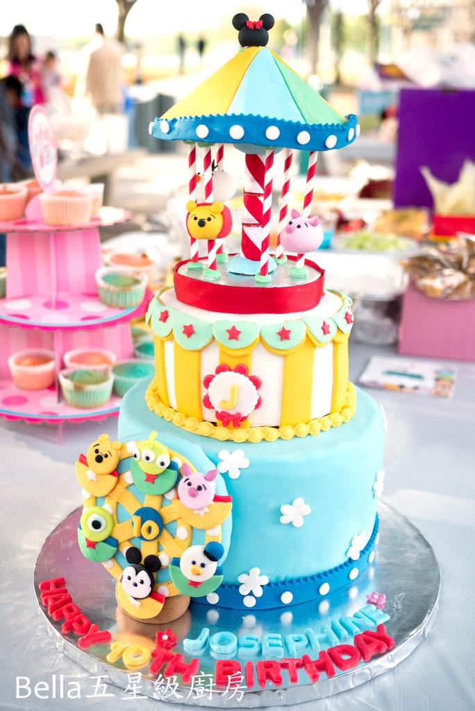 Jojo生日蛋糕