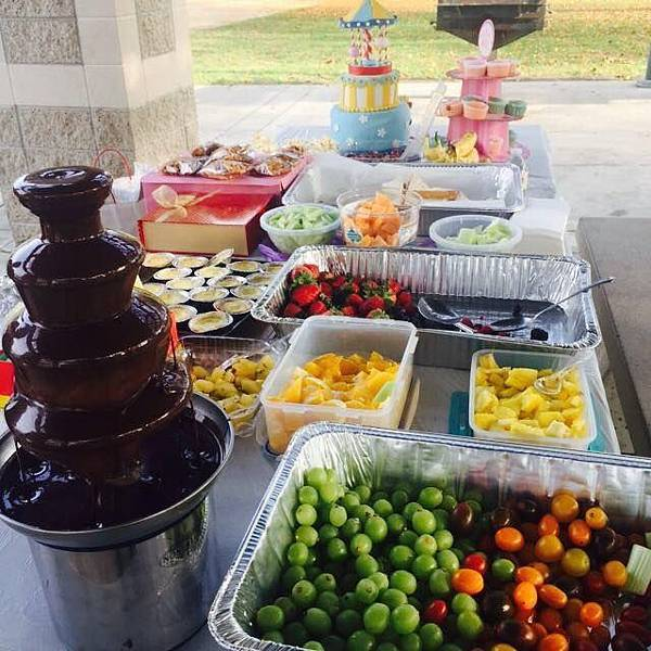 Jojo Party Food 1