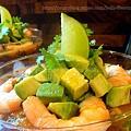 拉丁鮮蝦雞尾酒 Mexican Shrimp Cocktail