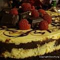 布朗尼炫渦起司蛋糕 Brownie Swirl Cheesecake