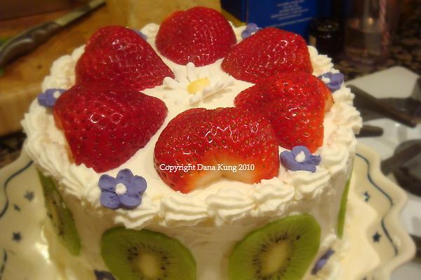 拉丁三奶蛋糕 Tres Leches Cake