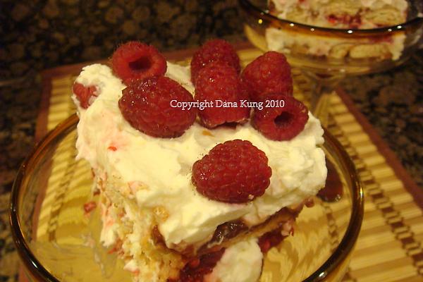 覆盆子莓堤拉米蘇 Raspberry Tiramisu