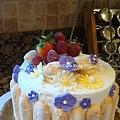 金黃奶油蛋糕 Golden Butter Cake
