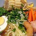 健康蔬菜越南湯麵 Healthy Vege Noodle Soup
