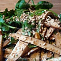香葉醬豆乾絲 Mint Tofu Salad