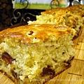 蜜棗核桃蛋糕 Cake with Walnuts and Dates