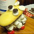 餅乾綿花羊 Marshmallow Cookie Lambs