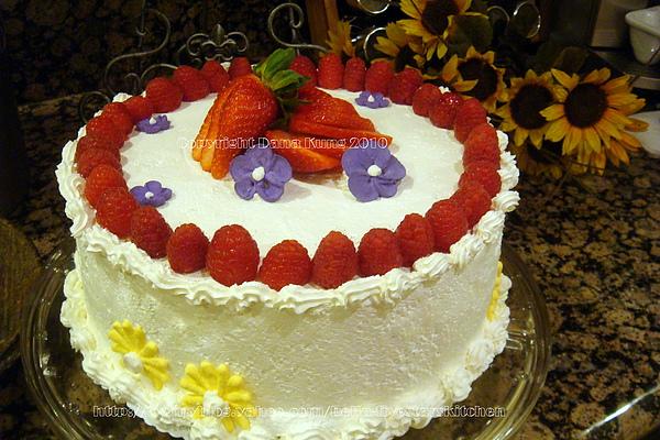 派翠西雅的生日蛋糕