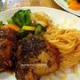 照燒雞腿排餐麵 Chicken Teriyaki
