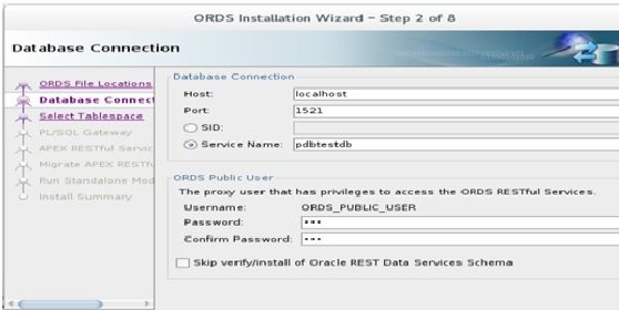 Deploy PL/SQL Web Toolkit on ORDS (Oracle REST Data Services) with