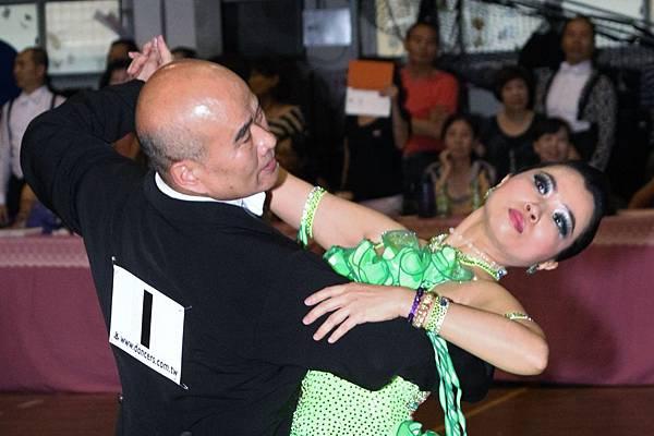 2015台南府城盃舞蹈運動錦標賽